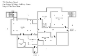 Our Sisters Of Mercy Halfway House First Floor Map