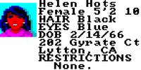 Hots ID