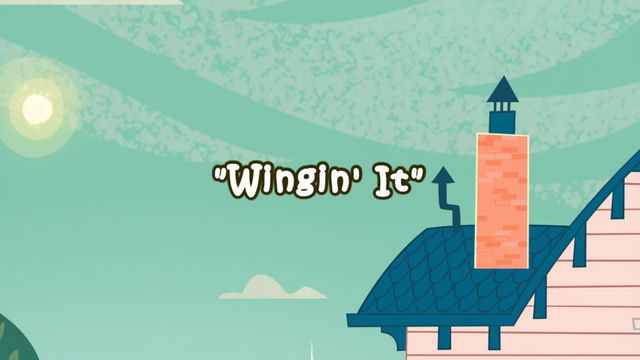 File:Wingin' It title card.png