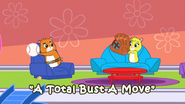 Total Bust A Move title card