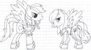 Pony Emblem Sentient