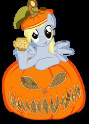 Derpy in pumpkin by up1ter-d5hv9gh-1-