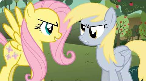 Derpy's Friendly Competition