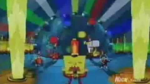 Spongebob-Skillet Hero