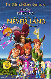 Weekenders and Peter Pan in Return to Neverland