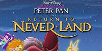 Weekenders and Peter Pan in Return to Neverland