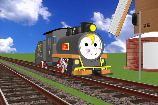 Puffle (Railways of Crotoonia)