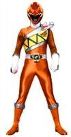 Dino Charge Orange Ranger