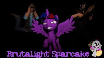 1. Brutalight Sparcake