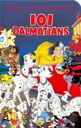 Pooh's Adventures of 101 Dalmatians in VHS