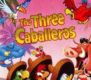 Simba, Timon, and Pumbaa's Adventures of The Three Caballeros