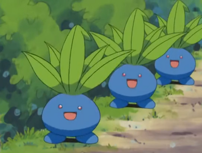 Eliza other Oddish