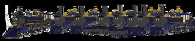 US Cavalry engines