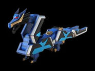 Dragon FoldingZord