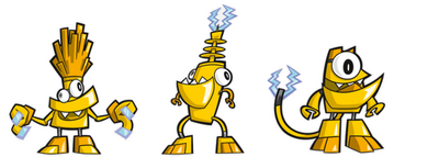 The Electroids