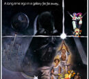 Pooh's Adventures of Star Wars Episode IV: A New Hope