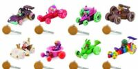 The Sugar Rush Karts