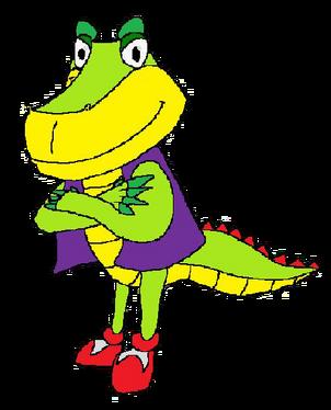 Rudy the Alligator (2)