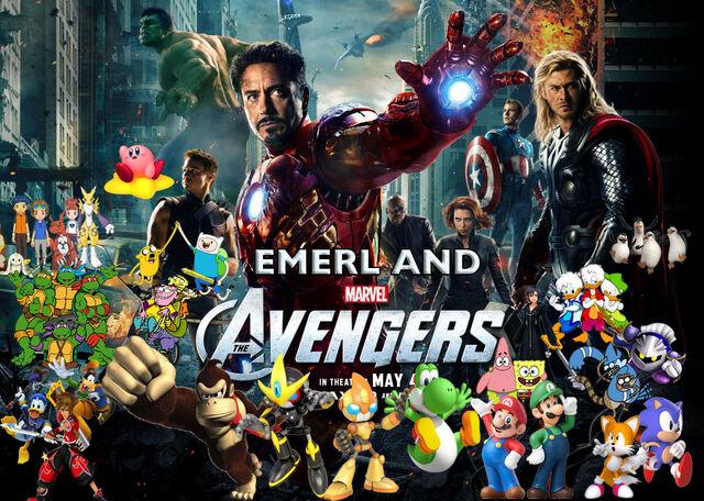 File:Emerl & The Avengers Poster.jpg