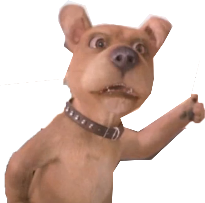 Image - Scrappy-Doo live action.png | Pooh's Adventures ...