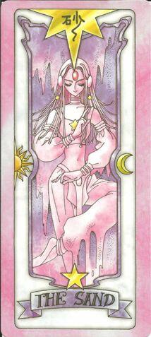 File:The Sand Star Card Manga.jpeg