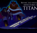Benny, Leo and Johnny's Adventures on the Titanic