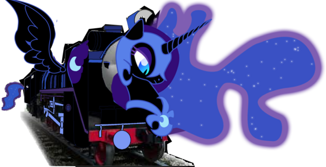 File:MLP Nightmare Moon as a Thomas character.png
