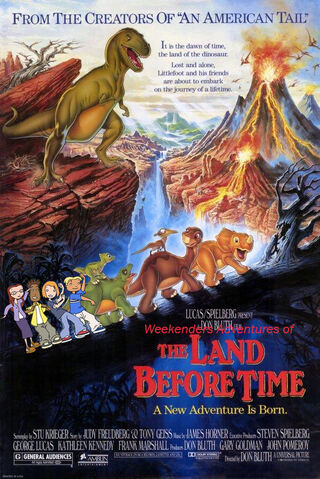 File:Weekenders Adventures of The Land Before Time (Remake).jpg