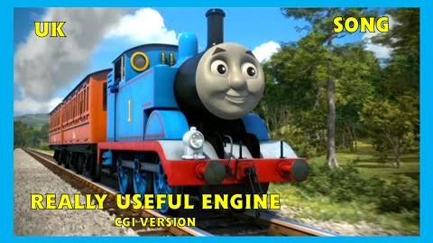 Really Useful Engine - CGI Version - UK - HD