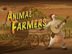 Animal Farmers Logo