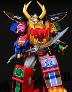 Legendary Samurai Megazord