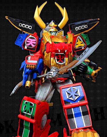 File:Legendary Samurai Megazord.png