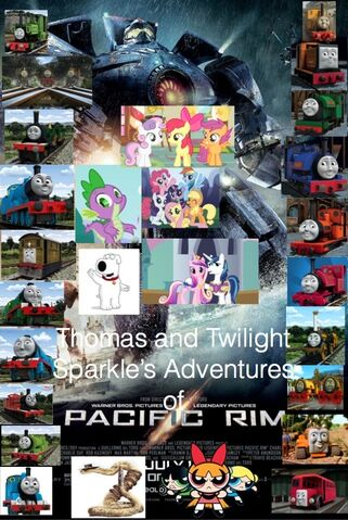 File:Thomas and Twilight Sparkle's Adventures of Pacific Rim.jpg