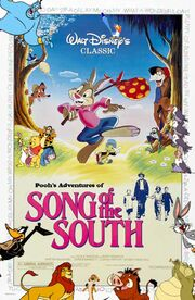 Pooh's Adventures of Song of the South Poster