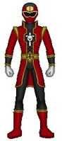 Red Pirate Force Ranger