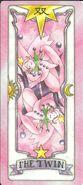 The Twin Star Card Manga
