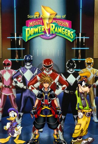 File:Sora's Adventures of Mighty Morphin Power Rangers Season 1 poster.jpg