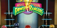 Sora's Adventures of Mighty Morphin Power Rangers