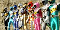 Dino Charge Rangers
