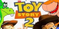 The FT Squad's Adventures in Toy Story 2