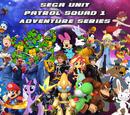 Sega Unit Patrol Squad 1 Adventures Series