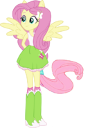 Fluttershy Transformed