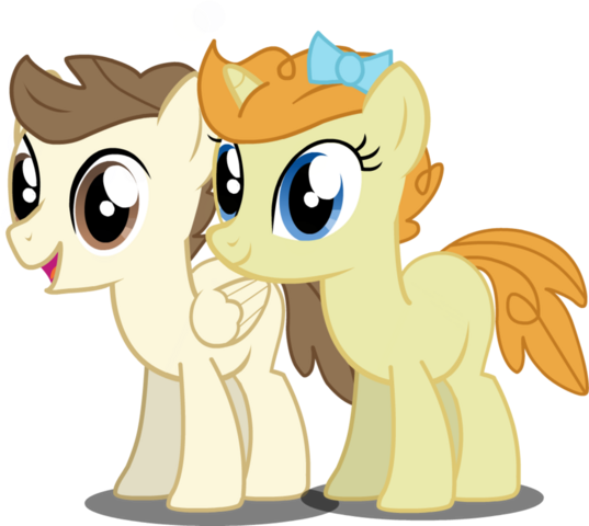 File:Pound Cake and Pumpkin Cake (colt and filly).png