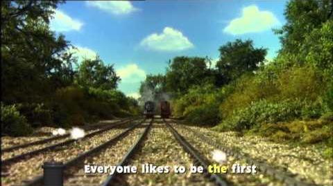 Thomas and James Are Racing - HD