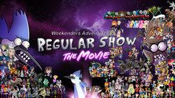 Weekenders Adventures of Regular Show- The Movie (Remake)-0