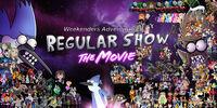 Weekenders Adventures of Regular Show: The Movie