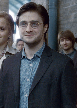 Harry Potter at age 37