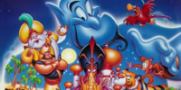 Benny, Leo and Johnny's Adventures of Aladdin