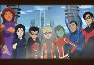 Teen Titans (DC animated universe movie version)