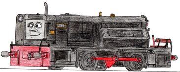 Fred the Diesel